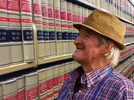 Legal, Jura, Bauer, Smile, Man, Person, Male, Portrait