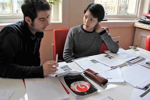 English, Language, School, Studying, Education