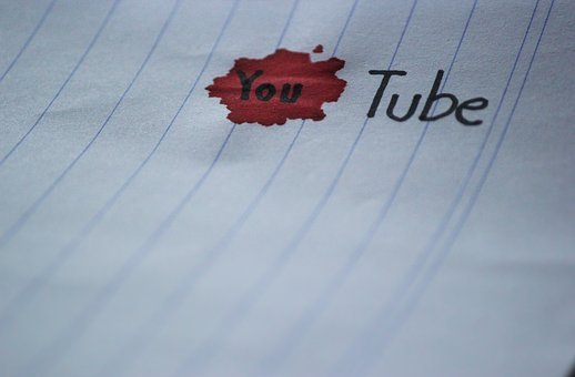 Youtube, Youtube On The Paper, Creative, Channel, Video