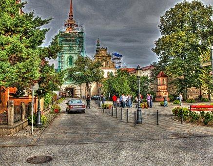 Monastery, The Carmelite Order, Stary Sącz, Entrance