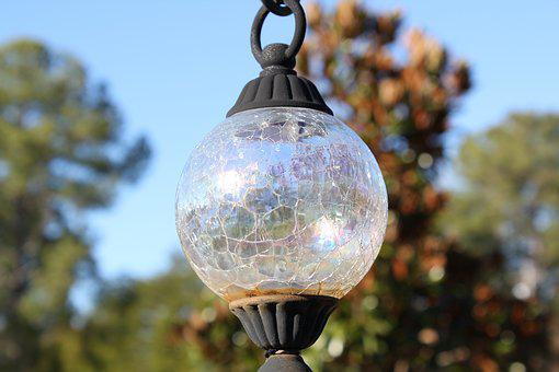 Ball, Sky, Sphere, Bright, Decoration, Hanging