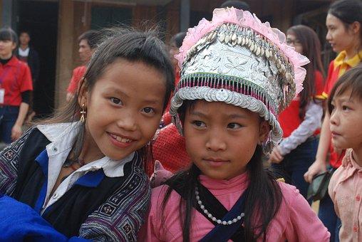 Highland Children, Poor Children, Child, People, Group