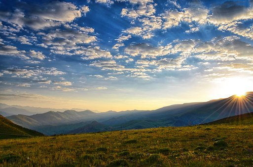 Turkey, Kaçkars, Landscape, Ispir, Nature, Mountains