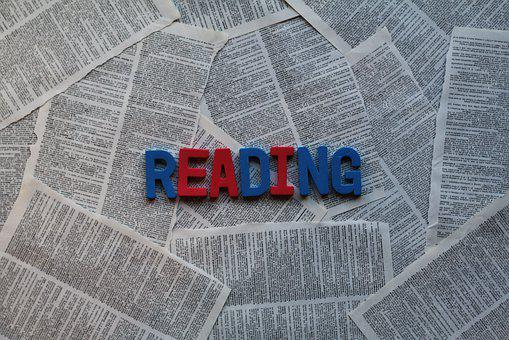Reading, Text, Paper