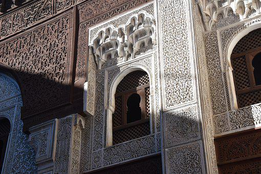 Architecture, Arch, Ancient, Door, Decoration, Religion