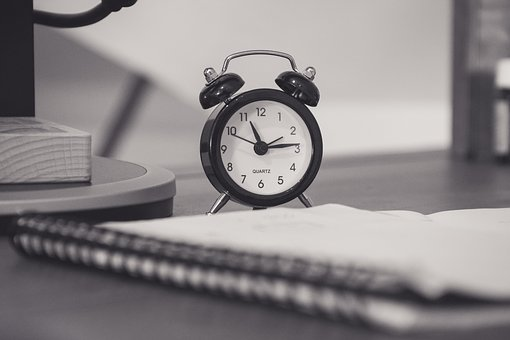 Time, Clock, Business, Watch, Quartz, Tool, Black, Hour