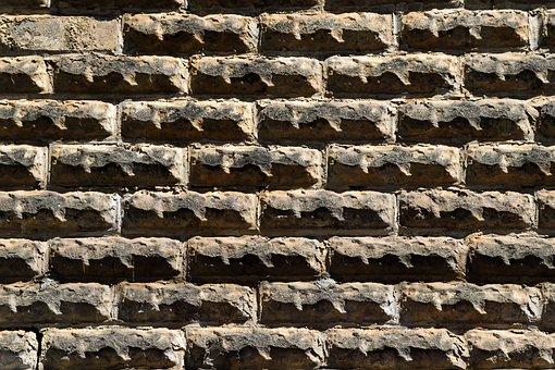 Pattern, Stone, Wall, Brick, Exterior, Background