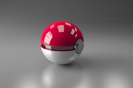 3d Sphere, Bright, Symbol