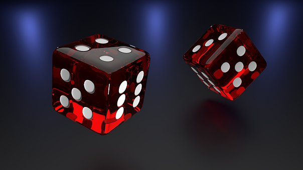 Dice, Chance, Gambling, Casino, Gaming, Game