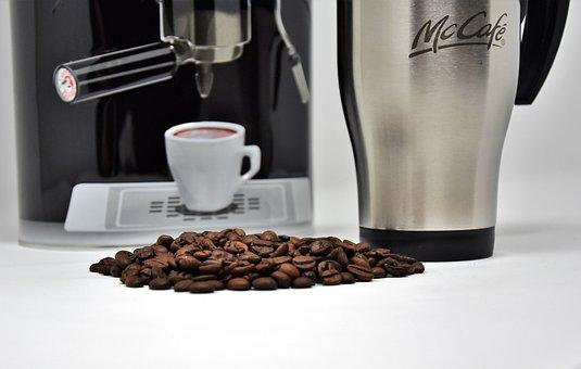 Coffee Coffee Beans, Cup, Coffee Cup, Beans, Coffee
