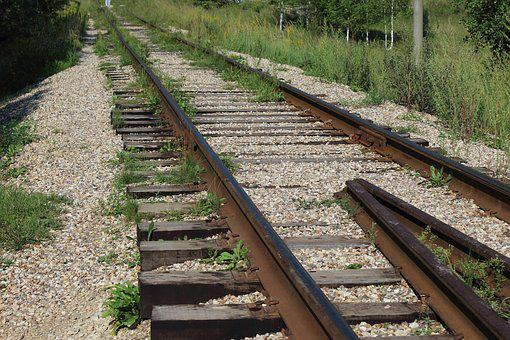 Railway Track, Railway, Train, Direction, Iron, Direct