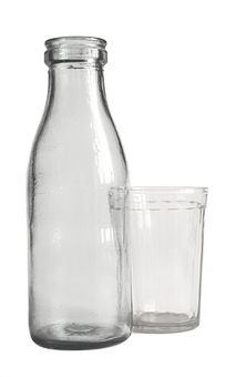Glass, Transparent, Isolated, Bottle, Drink