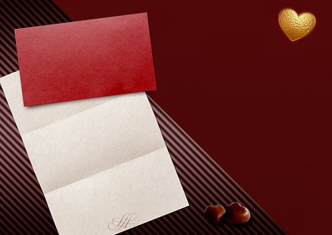 Heart, Paper, Envelope, Letters, Valentine's Day