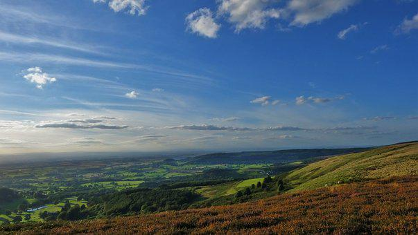 Panoramic, Nature, Sky, Landscape, Outdoors, Kepwick