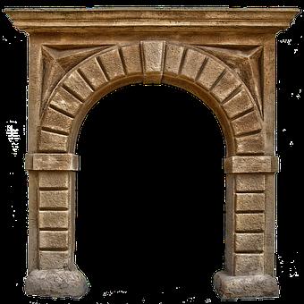 Goal, Portal, Sand Stone, Natural Stone, Historically