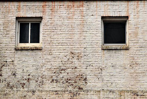 Wall, Old, Architecture, Window, Rustic, Building