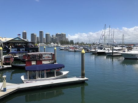 Harbor, Water, Sea, Pier, Travel, Marina, Waterfront