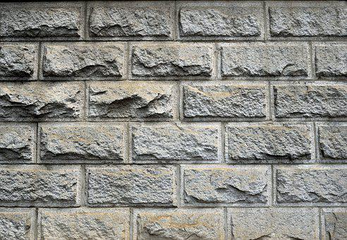 Stone, Brick, Wall, Pattern, Concrete, Cement, Cube
