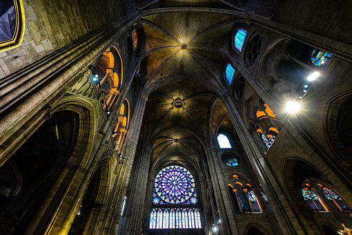 Church, Travel, Architecture, Building, Cathedral