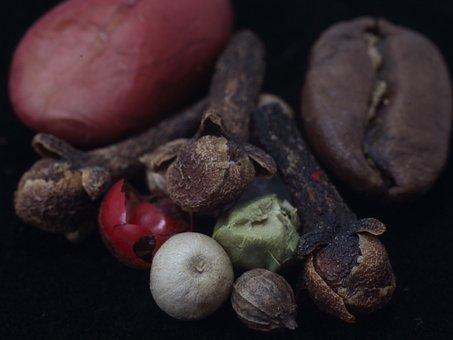 Food, Spice, Fruit, Background, Cooking, Krupnyj Plan