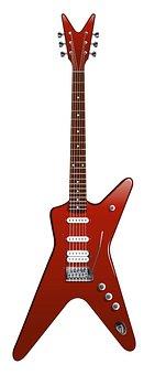 Guitar, Instrument, Sound, Wood