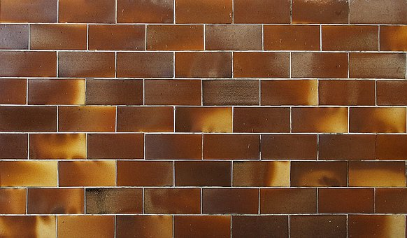 Wall, Brick, Clinker, Burned, Pattern, Structure