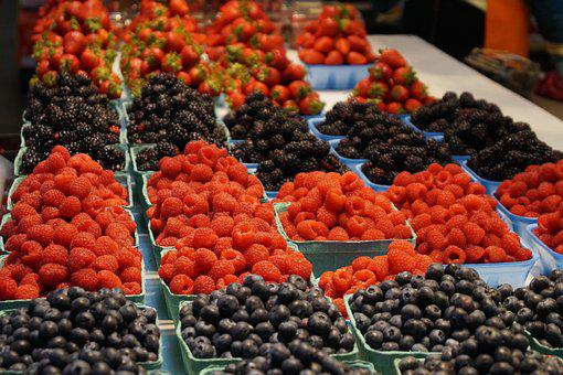 Fruit, Market, Food, Products, Healthy, Vegetable