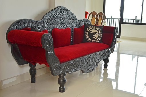 Furniture, Chair, Indoors, Seat, Table, Luxury