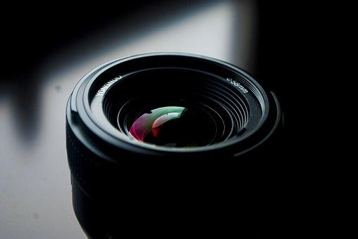 Lens, Camera, Round, Technology, Team