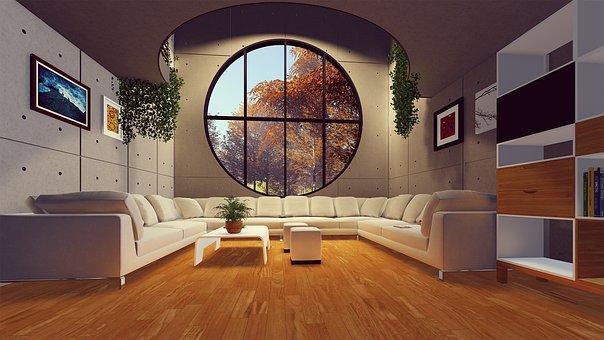 Indoors, Furniture, Room, Window, Contemporary, Inside