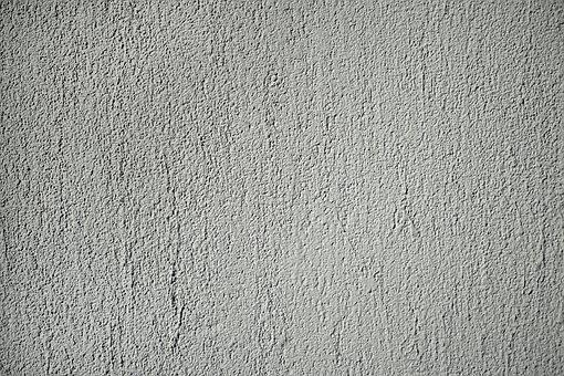 Wall, Plaster, Grey, Cement, Texture, Old, Background