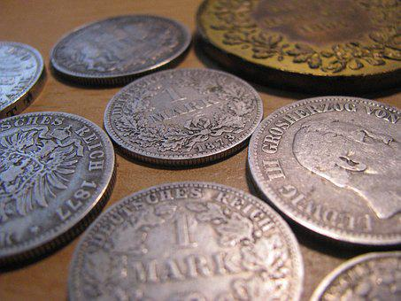 Currency, Money, Wealth, Cash, Finance, Savings, Coins