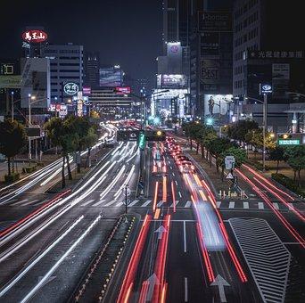 Traffic, Road, Transport System, Highway, Automotive