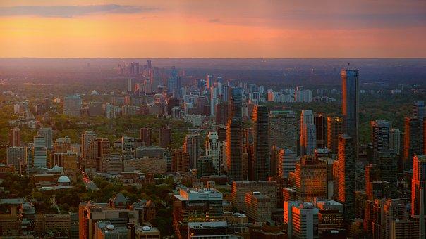 City, Panorama, Urban Landscape, Travel, Skyline