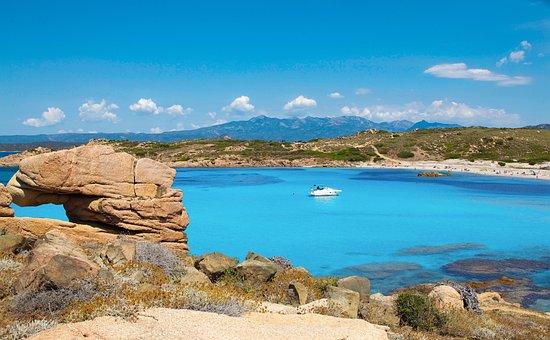 Water, Seashore, Nature, Sea, Landscape, Corse