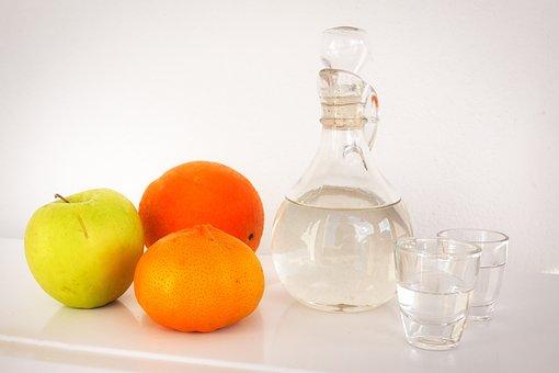 Glass, Drink, Food, Fruit, Healthy, Raki, Brandy