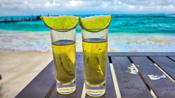 Summer, The Tropical, Tequila, Drink, Alcohol