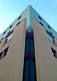 Architecture, Building, Sky, City, Window, Facade
