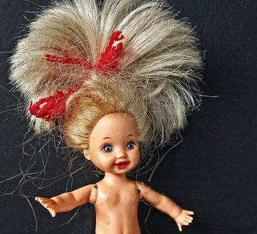 Doll, Female Doll, Girl Doll, Baby Doll, Toy, Standing