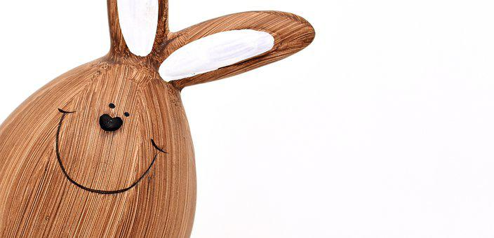 Hare, Easter Bunny, Easter, Funny, Figure, Decorative