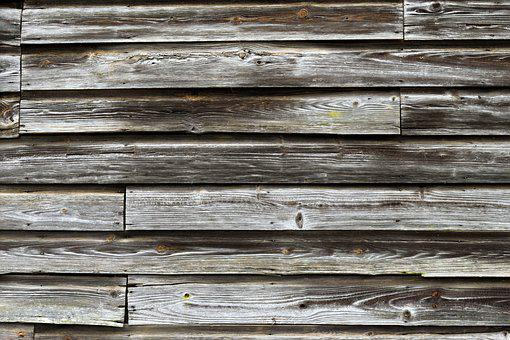 Wood, Rough, Old, Log, Hardwood, Wall, Wooden, Board
