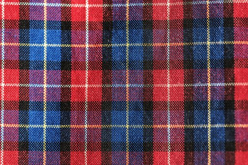 Plaid, Textile, Kilt, Celtic, Cotton, Attractive