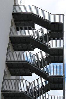 Architecture, Step, Building, Glass Items, Expression