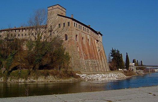 Architecture, Sky, Old, Monument, Historic, Castle