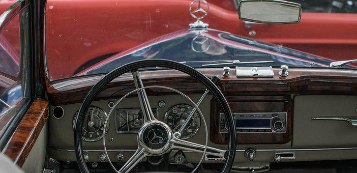 Auto, Transport System, Drive, Vehicle, Classic, Old
