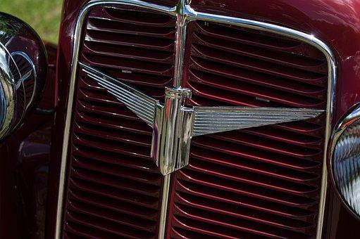 Auto, Classic, Oldtimer, Wanderer, Vehicle, Old