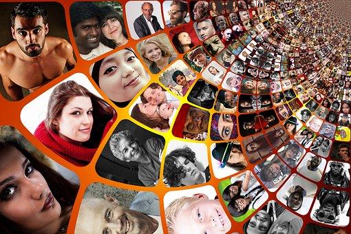 Personal, Network, Social Media, Photo Album, World