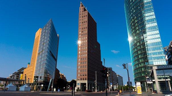 Architecture, Skyscraper, City, Urban Landscape, Modern