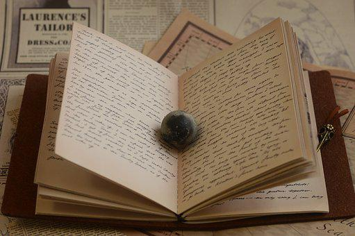 Books, Book, Literature, File, Paper, Retro
