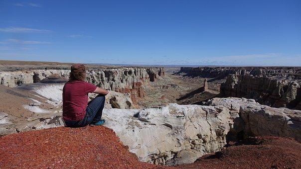 Travel, Rock, Panorama, Landscape, Sky, Nature, Geology